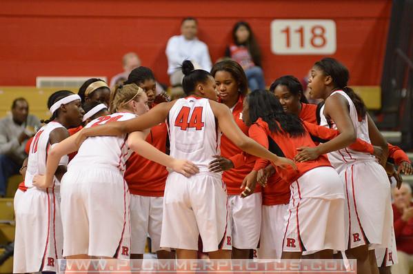 LIU vs Rutgers 12/6/2012