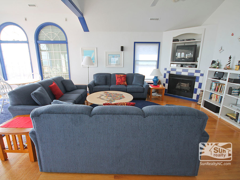 Living Area Seating
