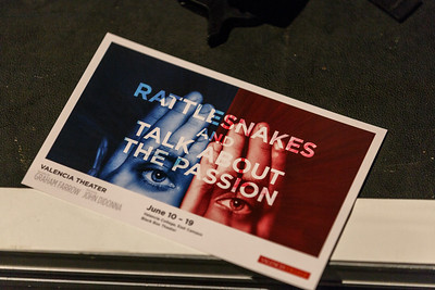 Rattlesnakes and Talk About the Passion