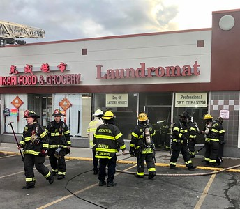 Commercial Building Fire - Mt. Hope Avenue Rochester, NY- 5/5/21