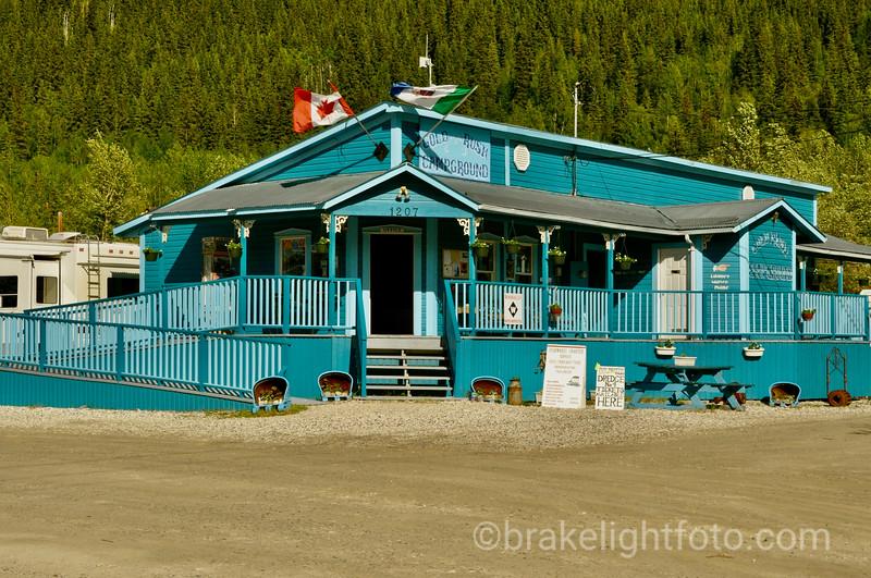 Dawson City RV Park