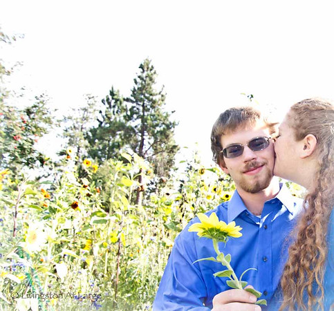 Jessie & Eric Engagement