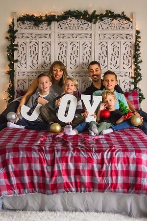 Merry Christmas C Family