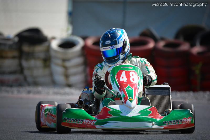 Motorsport Ireland Karting Championship 2015 - Round 5 - Galway