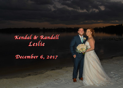 Kendall and Randall Leslie 12/7/17