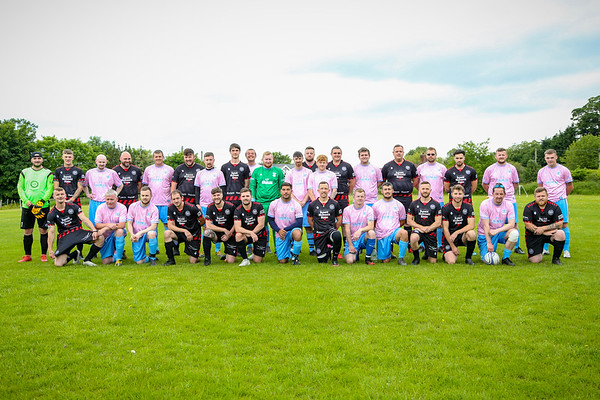 Charity Football Albums