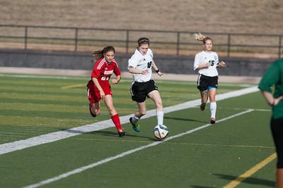MHS vs CHS Soccer