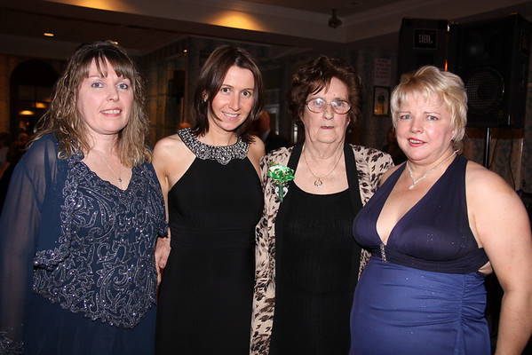 Mayo Society Dinner Dance, March 12th 2011