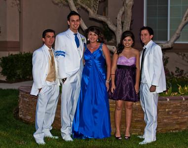 2009 Hanford Formal - Cousins