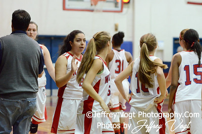 02/05/2013 Wootton HS vs Magruder HS Girls Varsity Basketball, Photos by Jeffrey Vogt Photography
