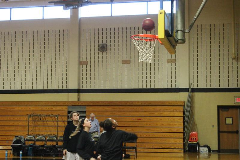 1-16 JV Girls Basketball vs TImberland