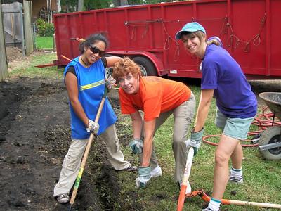 Disaster Relief (Katrina)