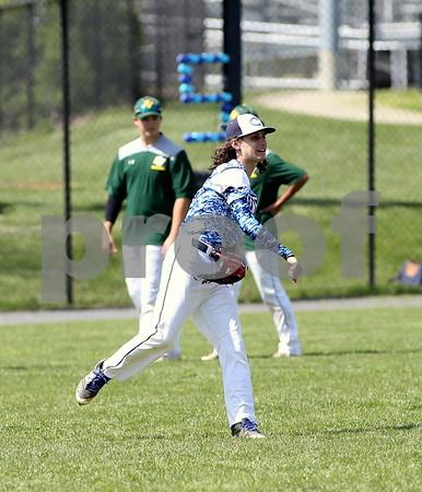 Seneca Valley @ Clarksburg Var Baseball 2018