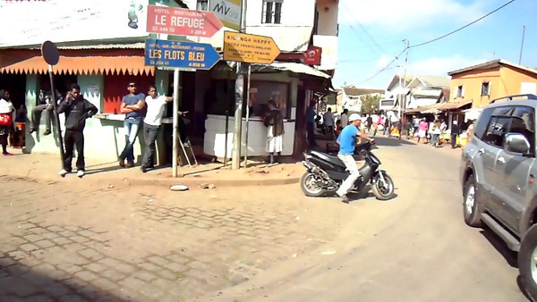 Tour moto Madagascar - video