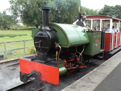 Amerton Farm Railway 21st July 2013