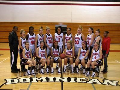 2010-11 Women's Basketball