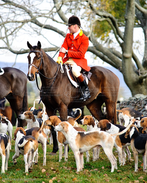 Piedmont Hunt 2010-Opening Meet