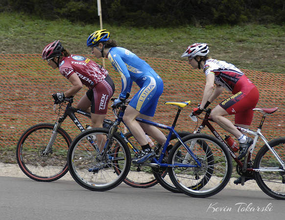 NORBA National Mountain Bike Series, Outback Blowout, Short Track - March 13, 2004, Waco, Texas
