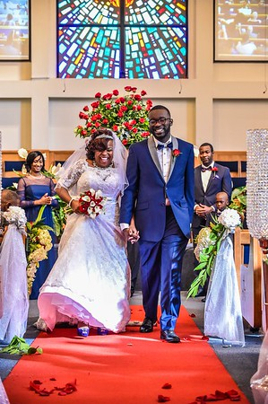 Devin and Tamika Wonderland Wedding