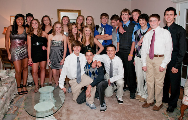 St Bernard Homecoming 2011
