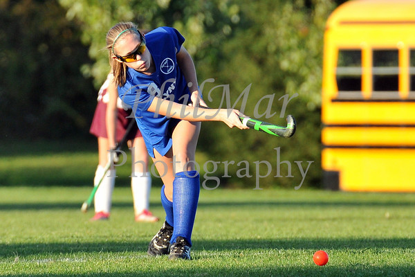 Brandywine VS Oley JV Field Hockey 2011 - 2012