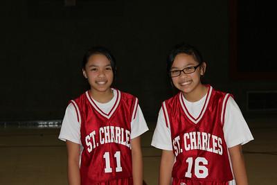 Twins basketball