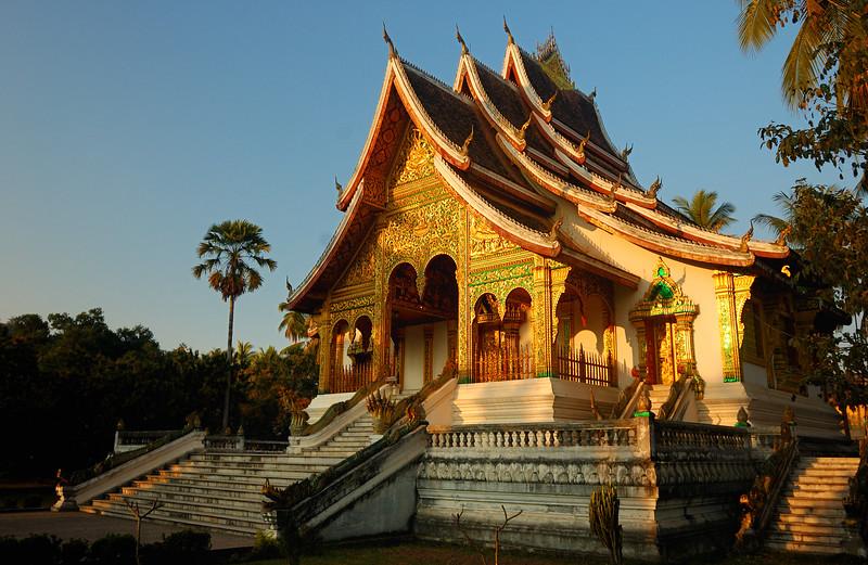Luang Prabang Temple 20090131 02