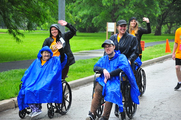 Going the Distance for Brain Injury 2021