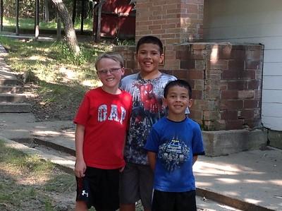 2013-07-12 Church Camp