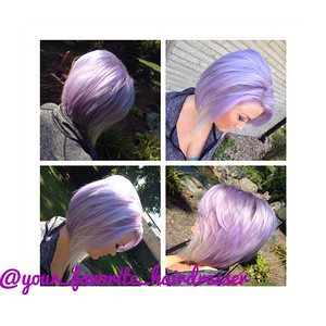 Lavender Lovely on @christinaattheqsalon by @hairbySarahAnn