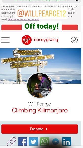 Kilimanjaro 2019
