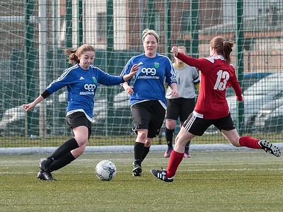 ST MIRREN WOMEN FC  vs  BISHOPTON WOMEN FC