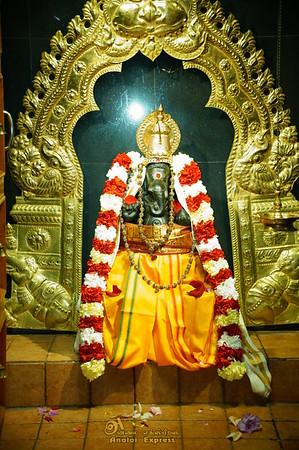 Sri Jaya Durga Temple Mississauga Murugan Ther 2015