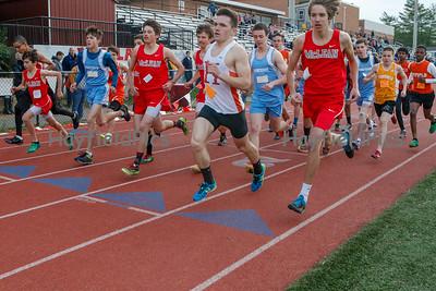 Boys Outdoor Track & Field 4/6/16