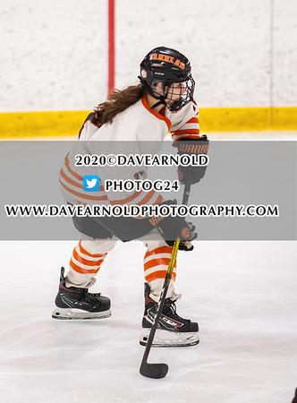 2/18/2020 - Girls Varsity Hockey - Hanover (NH) vs Woburn