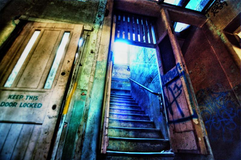 Wolston Park Asylum