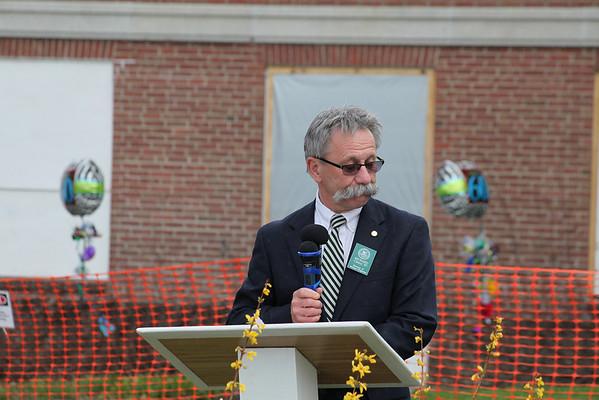Hayward Hall Celebration