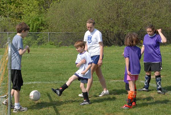 Soccer League 5-12-07