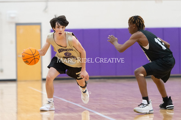 Broughton basketball vs Northern Nash. November 13, 2019. D4S_9009