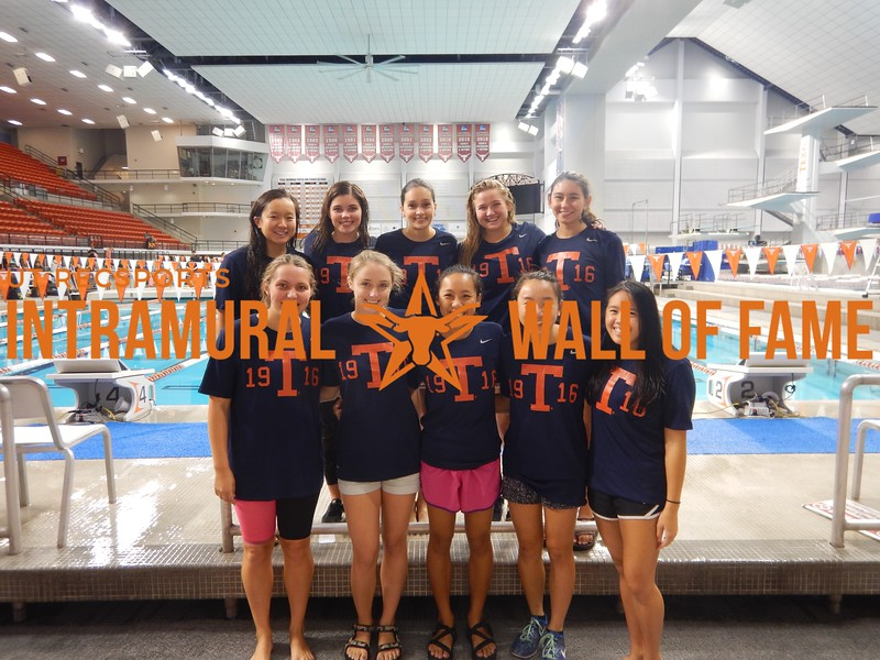 Fall 2016 Swim Meet Women's Champ_LSC Ladies