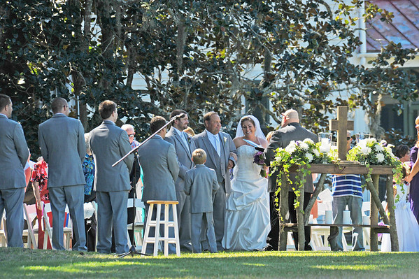Hofwyl-Broadfield Plantation Weddings