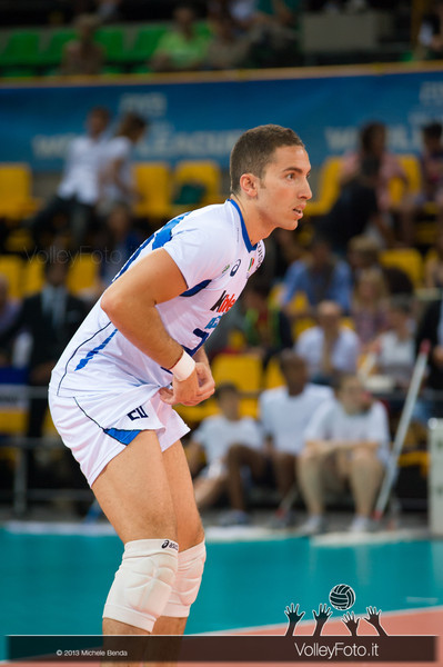 Salvatore Rossini [ITA] - Italia-Iran, World League 2013 - Modena