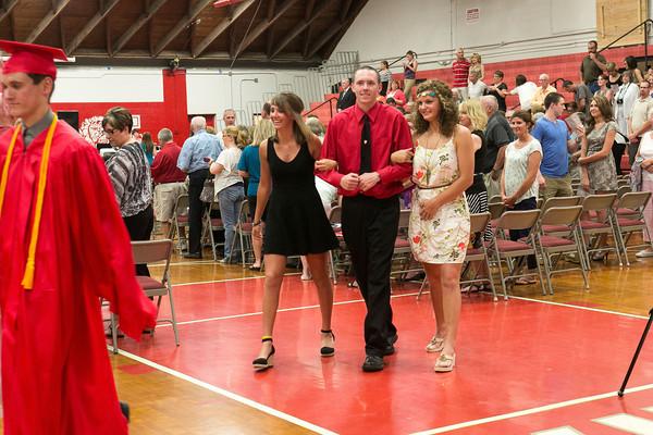 Marshall Baccalaureate/Graduation 2014