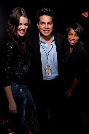2009-11-28 [Grand ReOpening w/ Khloe Kardashian & Aundrea Fimbres, The Den, Lemoore, CA]