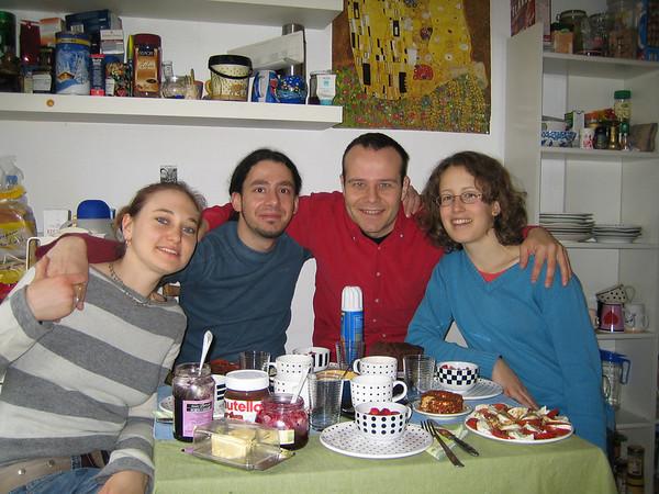 2006.04 Mainz to Speyer