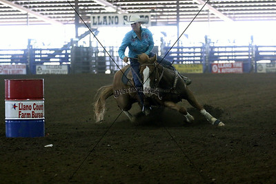 Texas Senior Pro Rodeo 2014