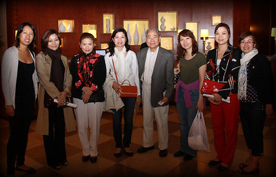 International Visiting Businesswomen - May 2012