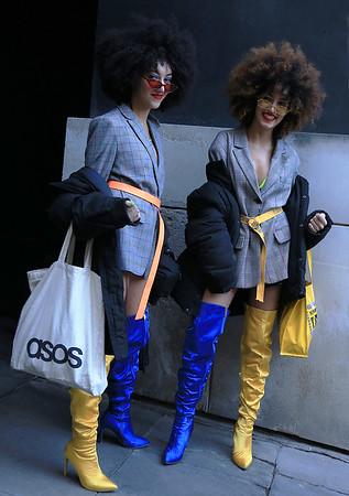 London Fashion Week September 2018