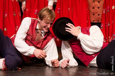 Tallinn University tantsijad