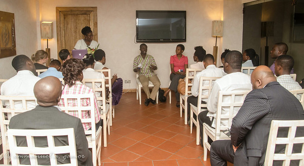 #AccraDiscourse August - Ebola